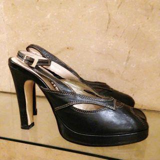 Sepatu Totelli Italy Original Kulit Asli