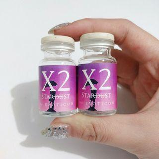 X2 softlens ombre
