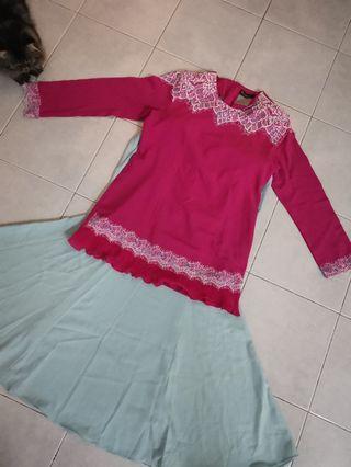 Baju Kurung size L