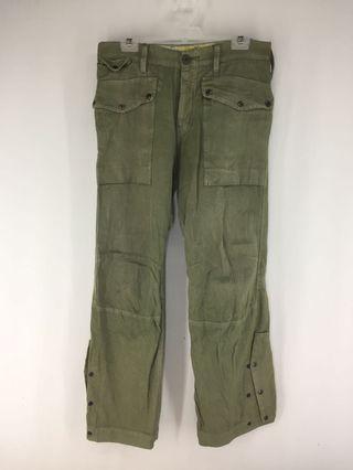Avirex army cargo pants