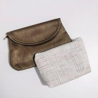 make up pouch set