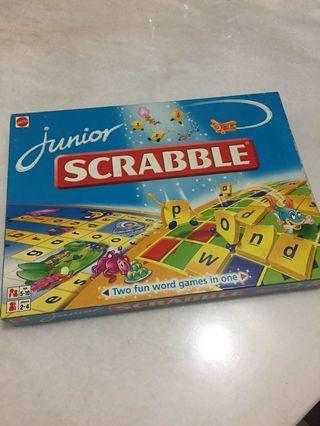 Scrabble junior👫