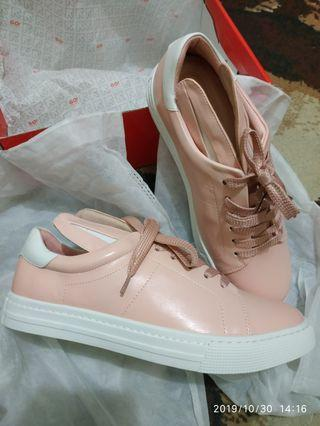 Tracce pink sneakers