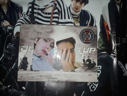 WTS EXO TEMPO ALBUM DONTMESSUPMYTEMPO  Unsealed