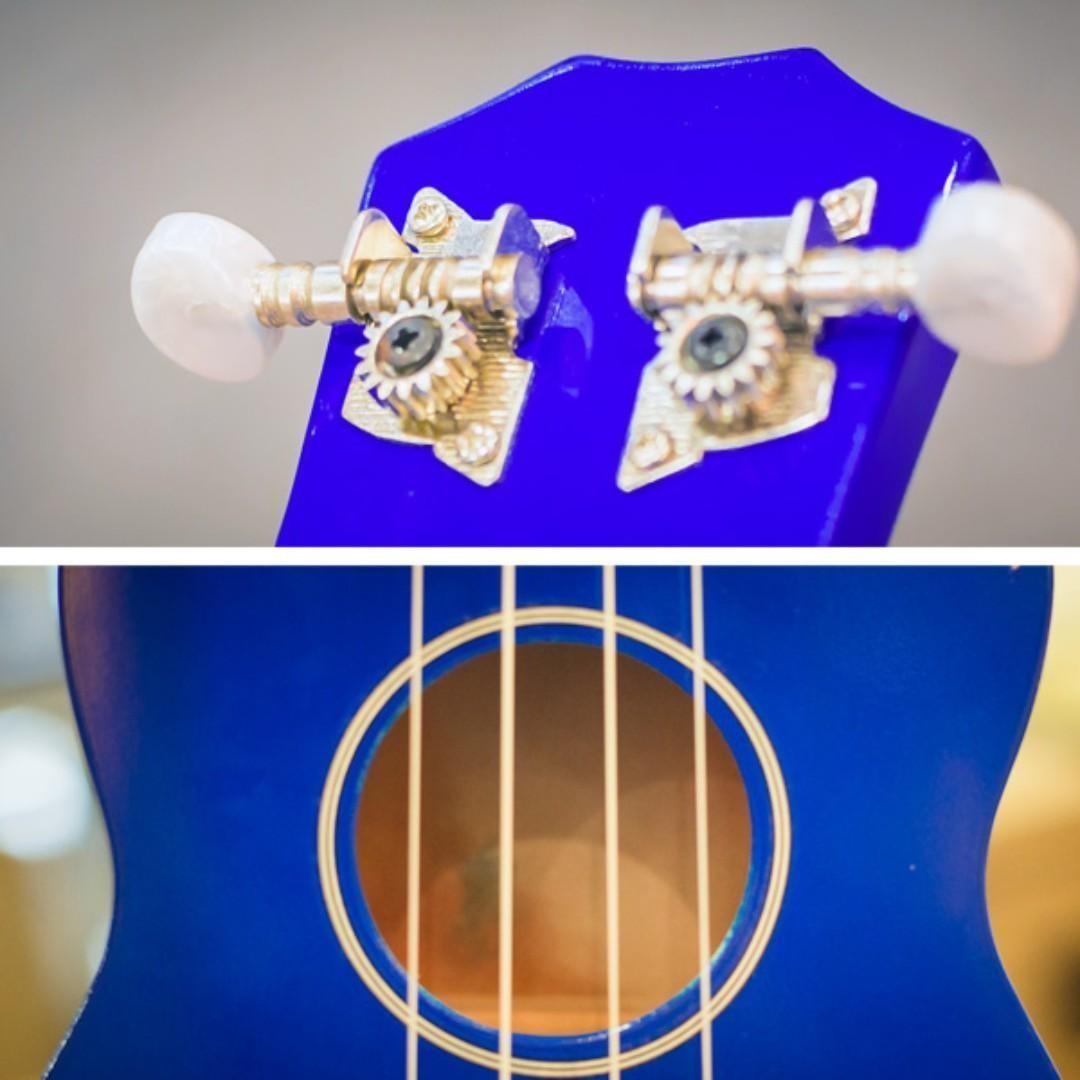 11.11 CRISTOFORI LARGEST MUSIC WAREHOUSE SALES !!! Colorful Ukulele - Soprano Size $10 !! (Studio Set)