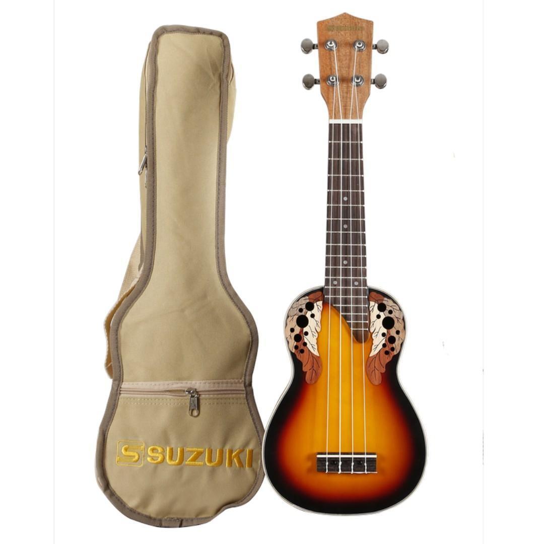11.11 CRISTOFORI LARGEST MUSIC WAREHOUSE SALES !!! SUZUKI SRUK1 Ukulele Package $69