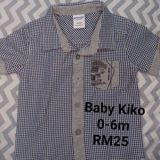 Baby Kiko boys shirt