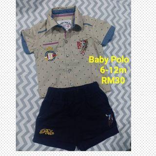 Baby Polo set