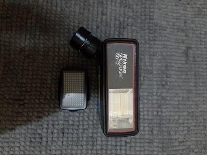 Nikon F3 Flash SB12