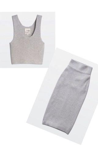 Wilfred Free Top And Skirt Set