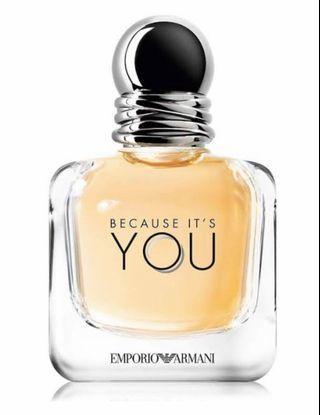 Emporio Armani Because it's You EDP 50ml
