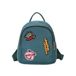 Backpack-Parasut-Green