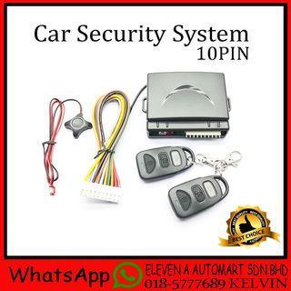 TMAZ Car Security Alarm System