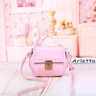 Sling Bag-PU-Pink