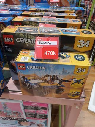 Lego Creator Bundling SALE