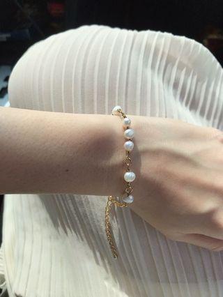 溫柔的淡水珍珠