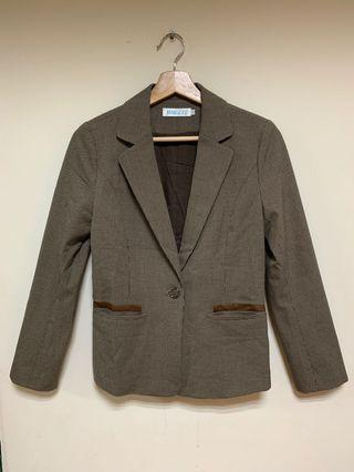 全新 Hai&co 格紋西裝外套