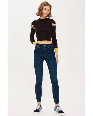 TOPSHOP Jamie Jeans (W28 L32)