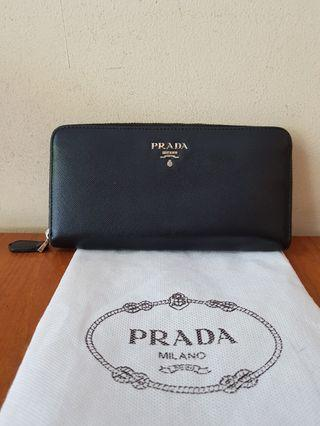 Dompet wallet Prada italy