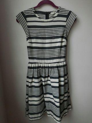 Dorothy Perkins Denim Stripes Dress #PayDay80