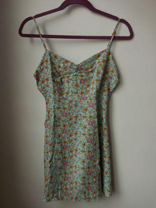 Forever 21 Floral Dress #PayDay80