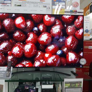 """LG OLED TV 55"""" Cicilan Tanpa Kartu Kredit & Gratis 1 Kali Angsuran"""