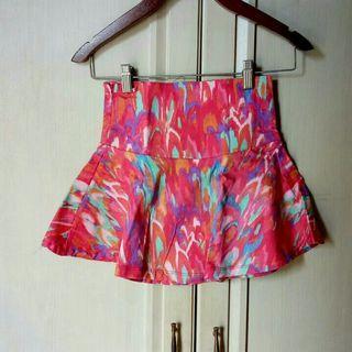 Colorbox Rainbow Candy Flare Skirt #Belanja0