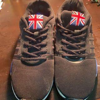 🦐帆布女鞋25.5碼-現貨