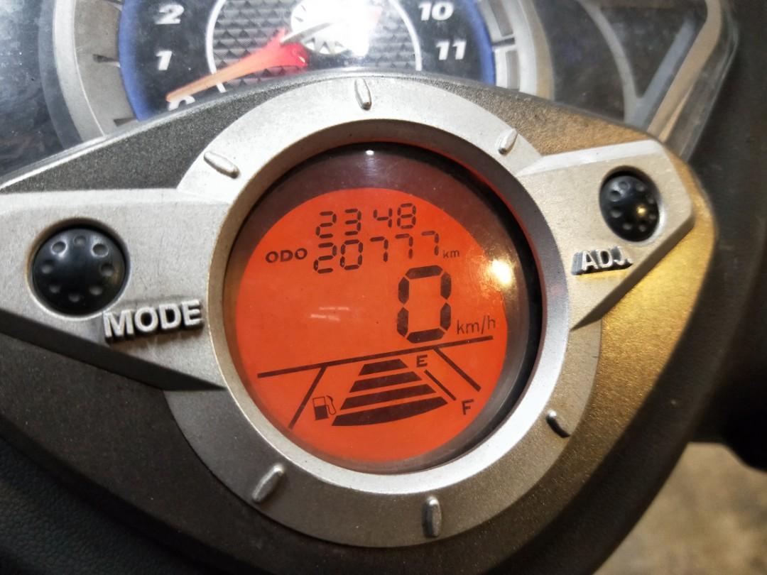 2008年化油雷霆-150cc