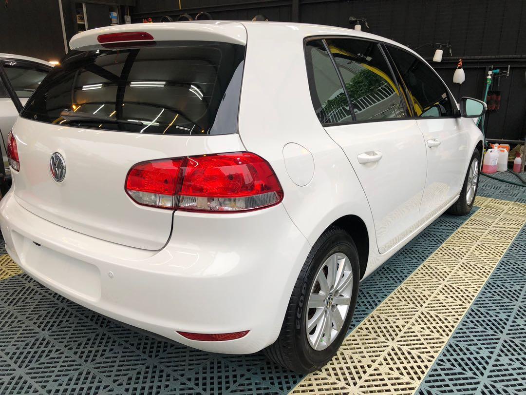 2010年 Volkswagen 福斯 GOLF TDI 1.6L柴油引擎 高雄二手車 代步車