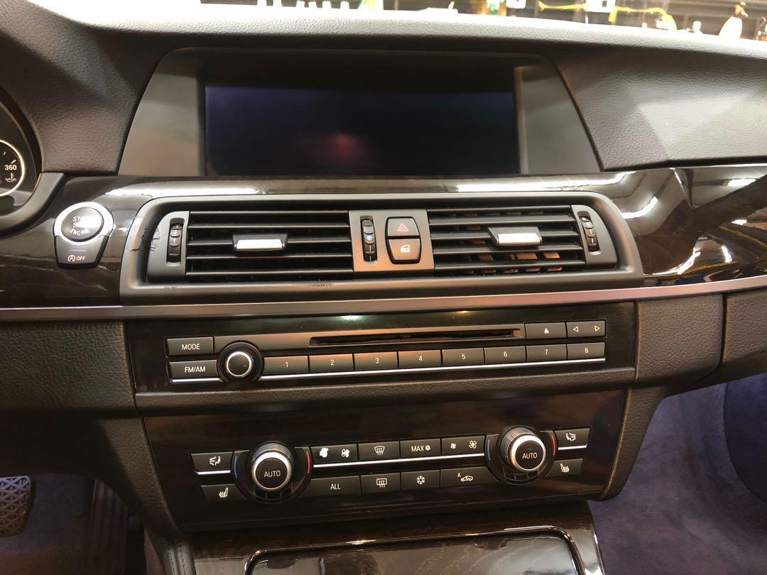 2012年 BMW528i 寶馬 美規 F10 高雄二手車