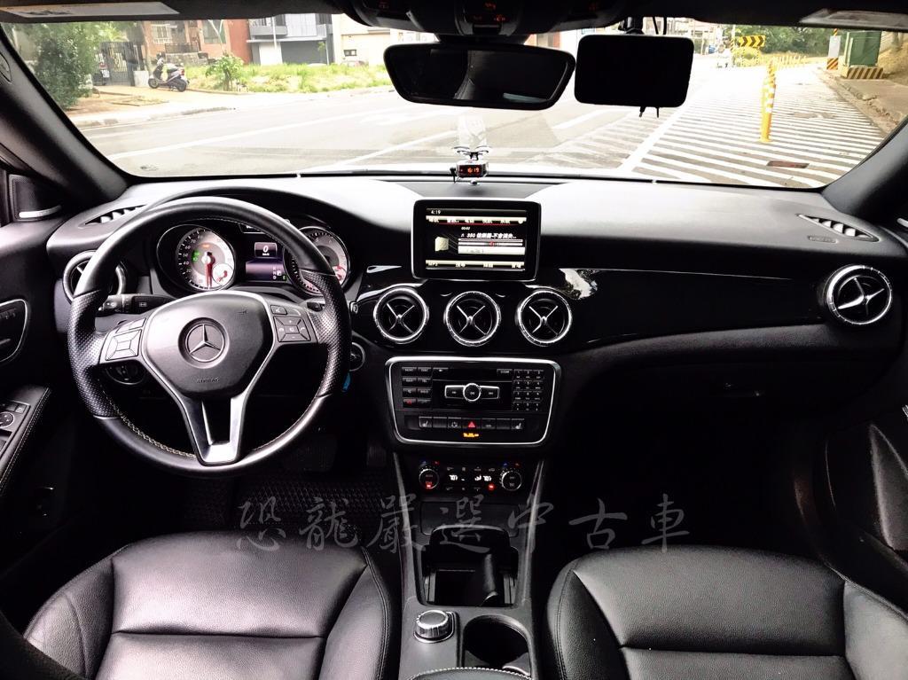 2014 CLA250 AMG