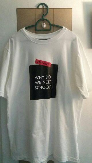 Why Do We Need School T-shirt