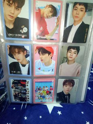 WTS / WTT Wanna One Photocard