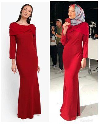 Alia Bastamam Kate Dress