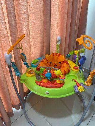 FOR RENT Jumperoo Fisher Price