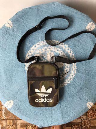 Adidas Camo Festival Bag