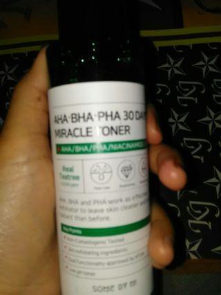 Some By Mi AHA BHA PHA 30 Days Mieacle Toner