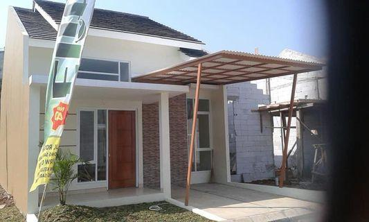 Rumah Cluster Baru Cantik Nyaman Asri MURAH