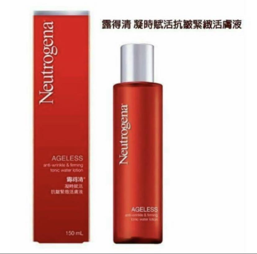 露得清《韓國製造》抗皺緊緻活膚液↘️↘️降價
