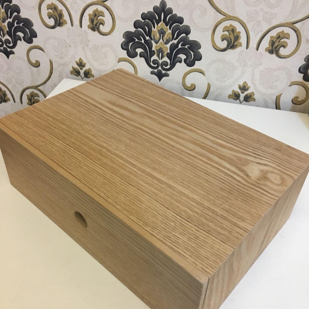 無印良品 MUJI MDF小物收納盒 一段