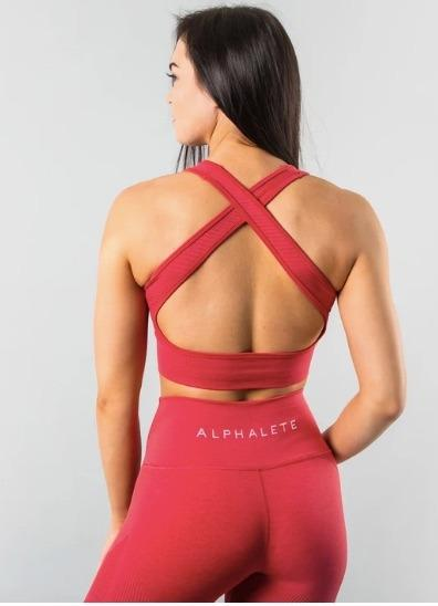 Alphalete Revival Sports Bra