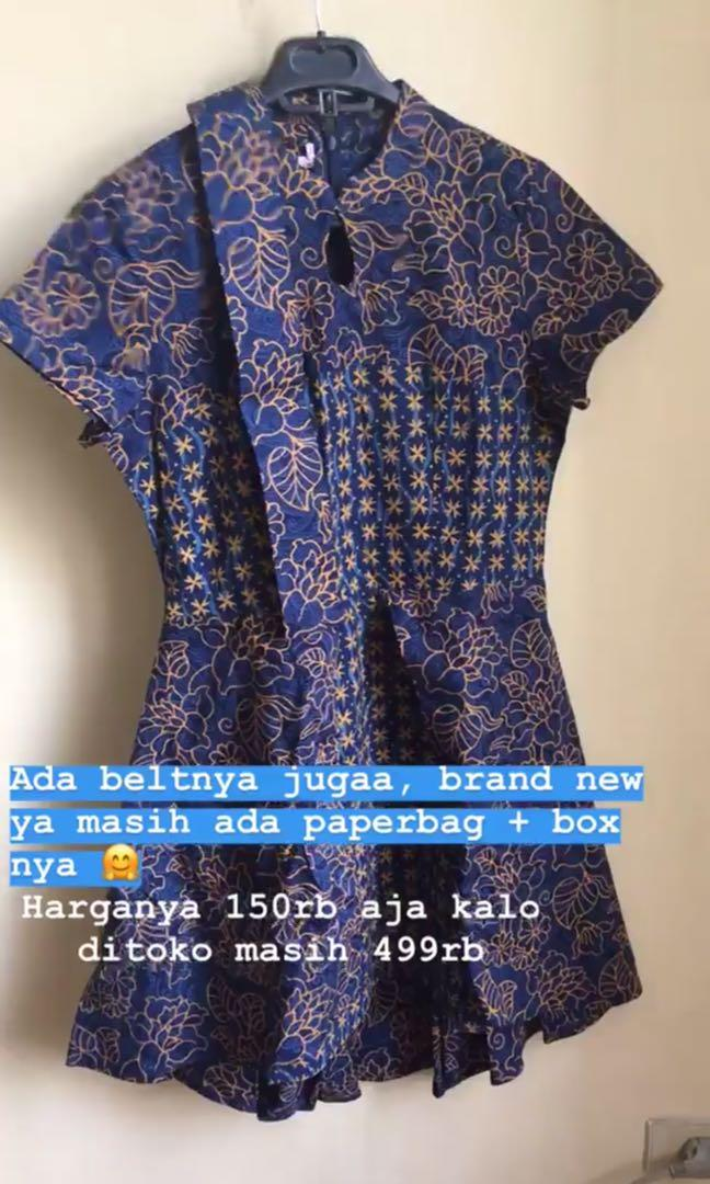 Batik Keris - Dress Batik