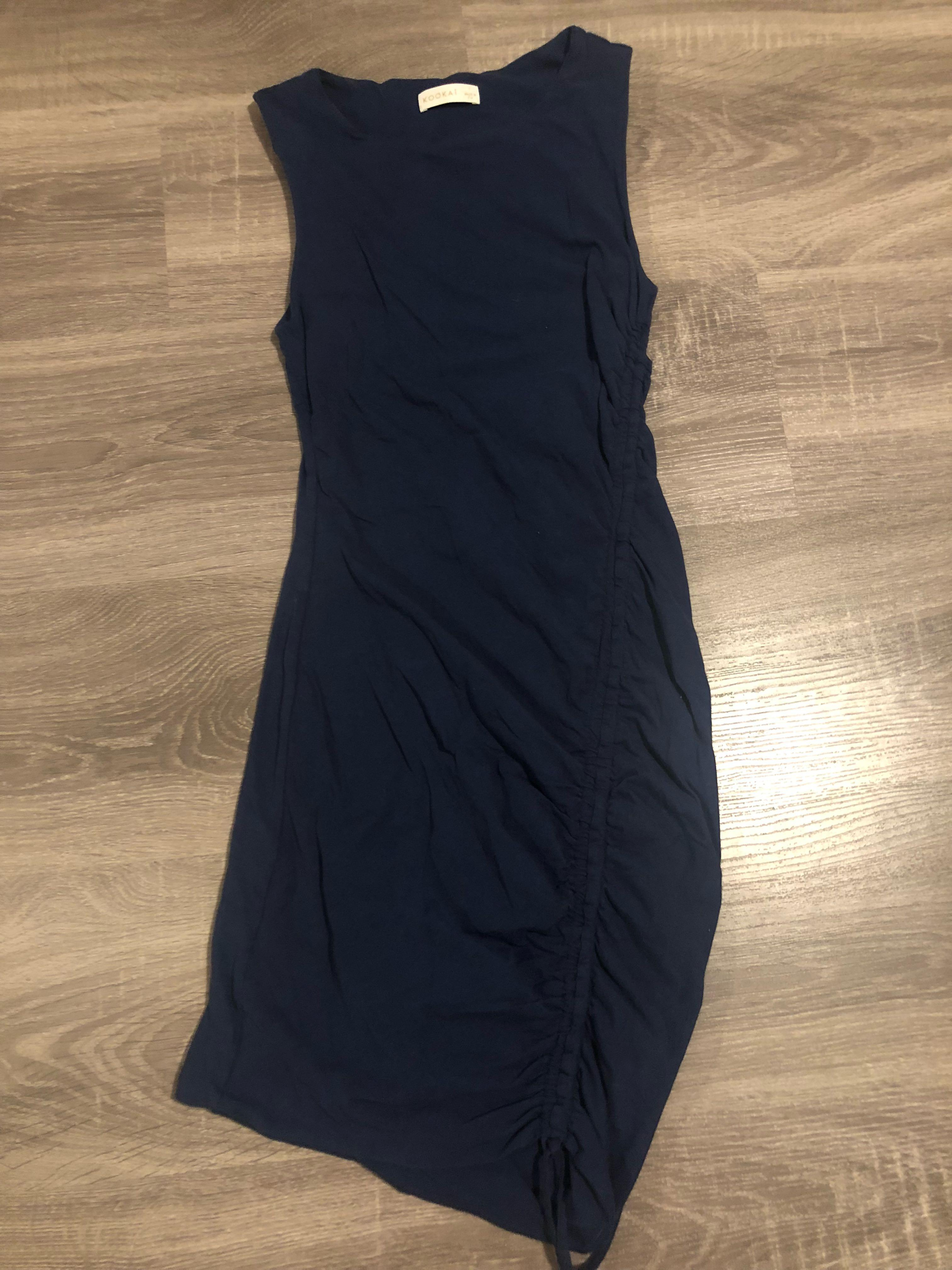 Brand new without tags - Kookai dress navy size 1 (6-8)