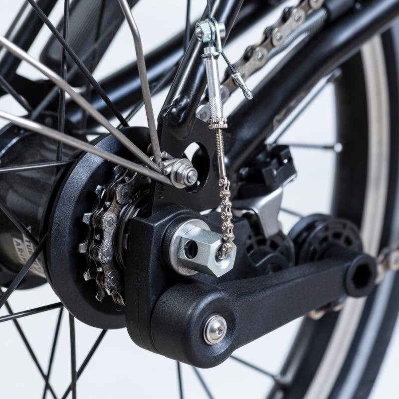 BROMPTON GEAR INDICATOR CHAIN FOR 3 SPEED STURMEY ARCHER ALLOY SHELL