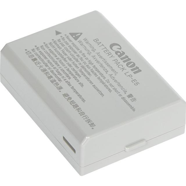 Canon LP-E5 Rechargeable Lithium-Ion Battery Pack (XSI/XS/T1i)