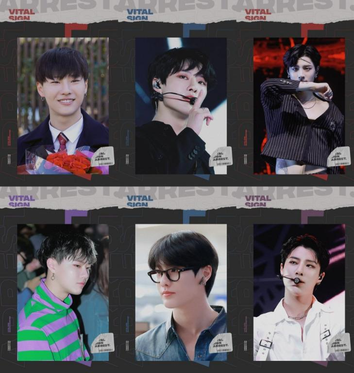 CHO SEUNGYOUN - 2020 Seaosn's Greeting 'arrest.' [22/11]
