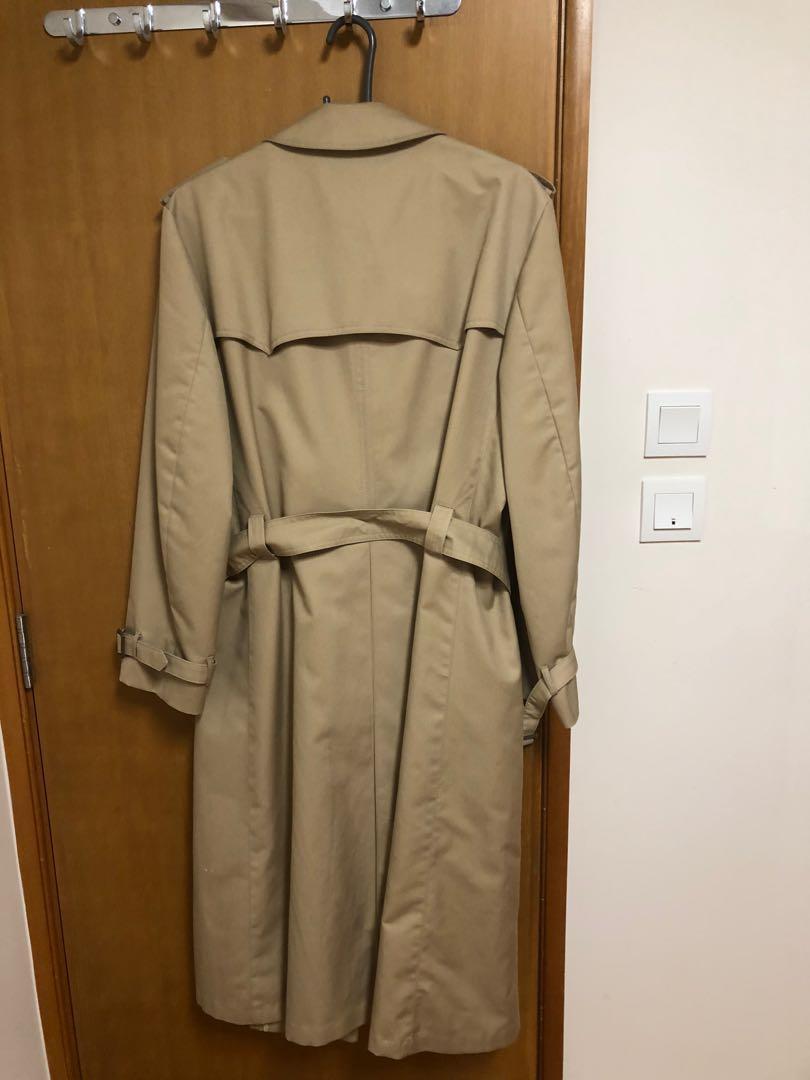 Christian Dior Monsieur Trench Coat 長褸