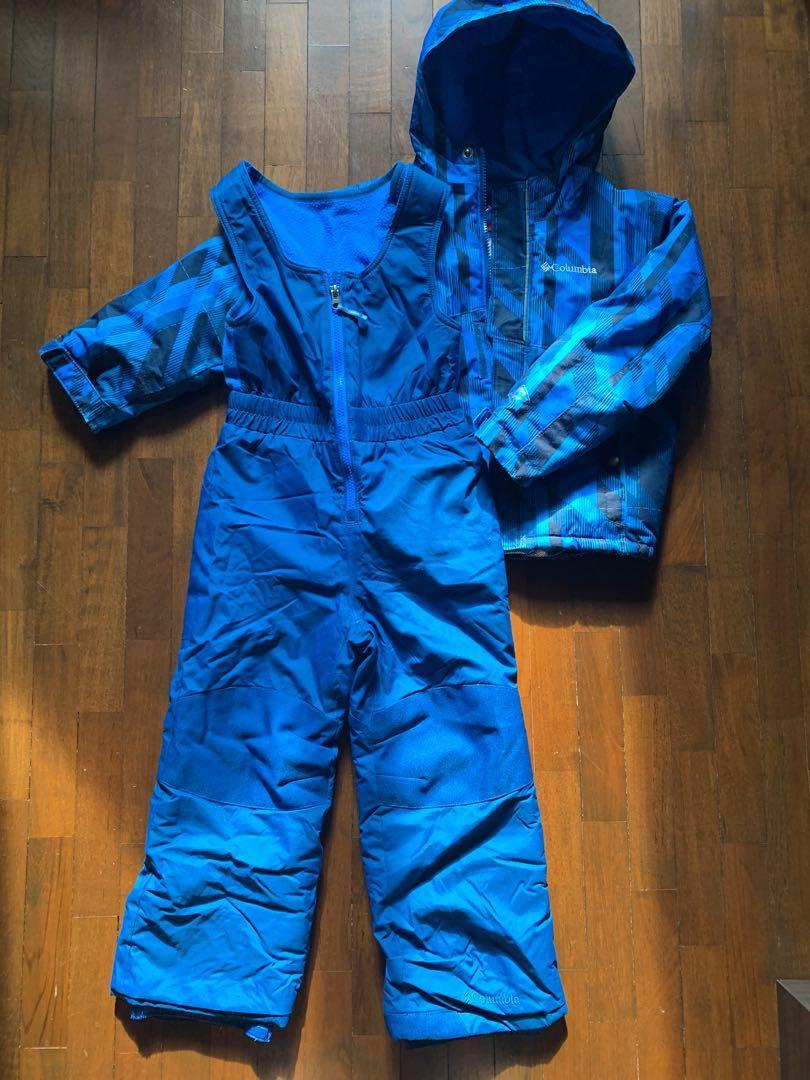 Columbia Ski Jacket & Suit for Kids (Size XXS)
