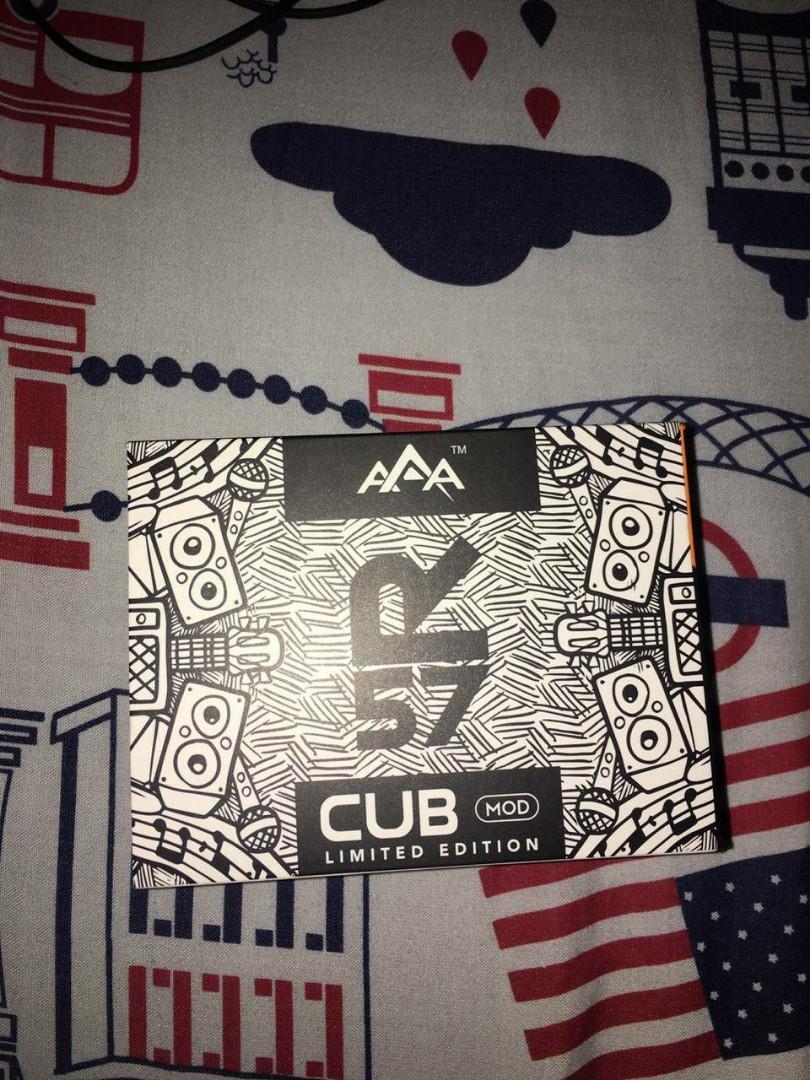 cub mod x r57